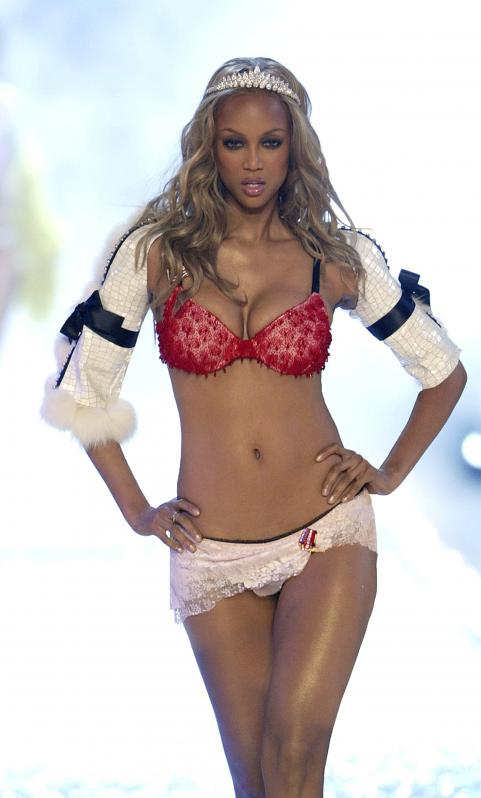 Excellent Tyra banks victoria secret simply