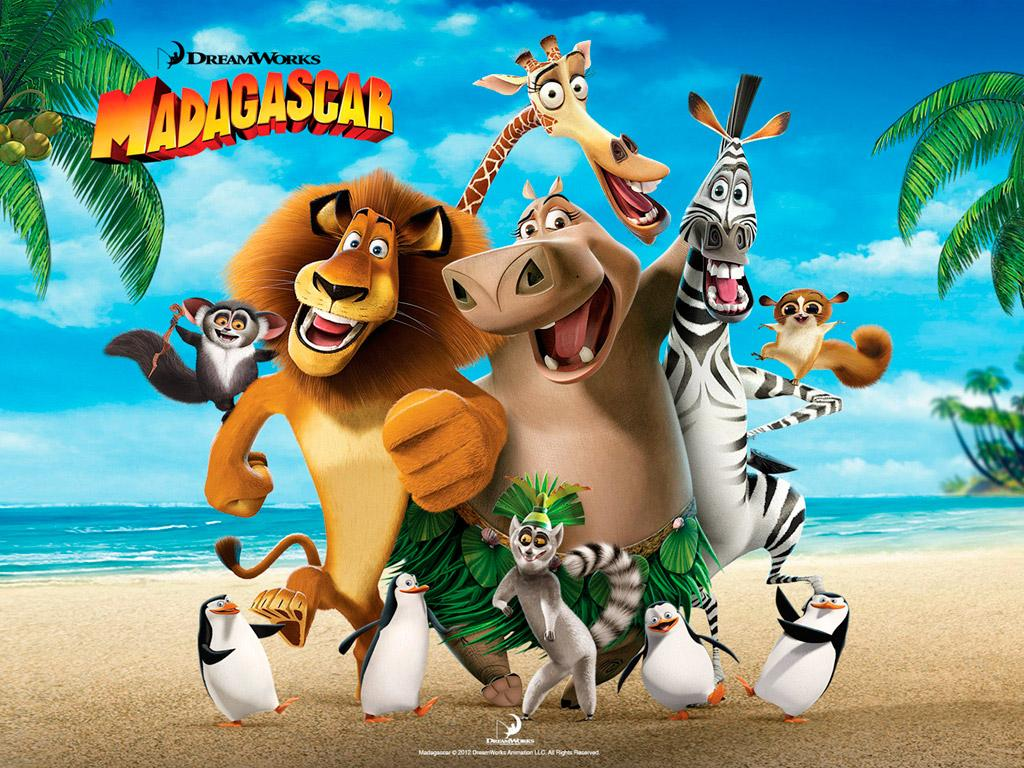 Opinion you madagascar i like to move it download