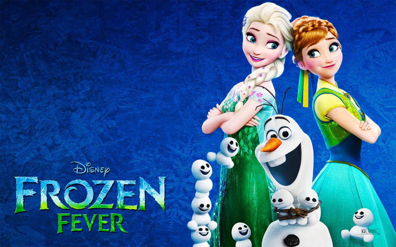 Frozen Fever Part 1   ...