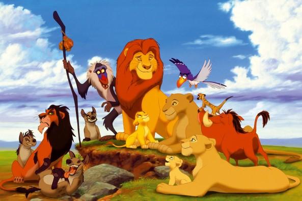king-lion